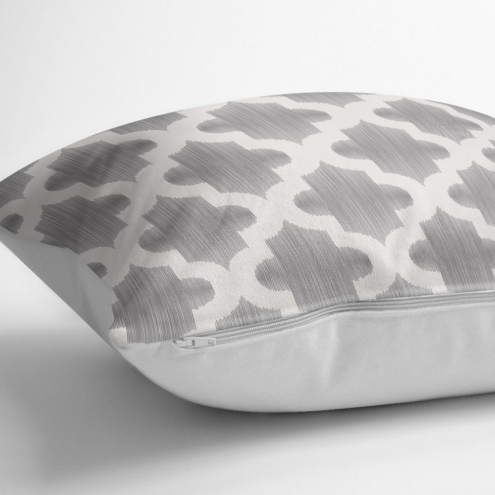 Özel Tasarım Ogea Desenli Dijital Baskılı Modern Yastık Kılıfı Realhomes