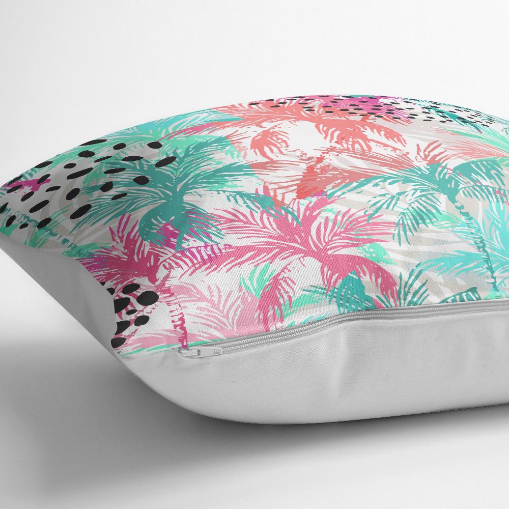 Ogea Desenli Renkli Modern Yastık Kırlent Kılıfı Realhomes