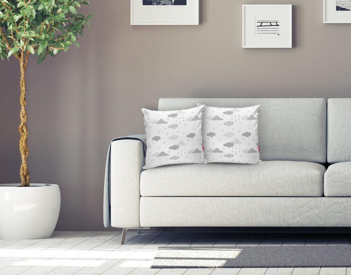 Real Homes Dijital Baskılı Dekoratif Yastık Kırlent Kılıfı Realhomes