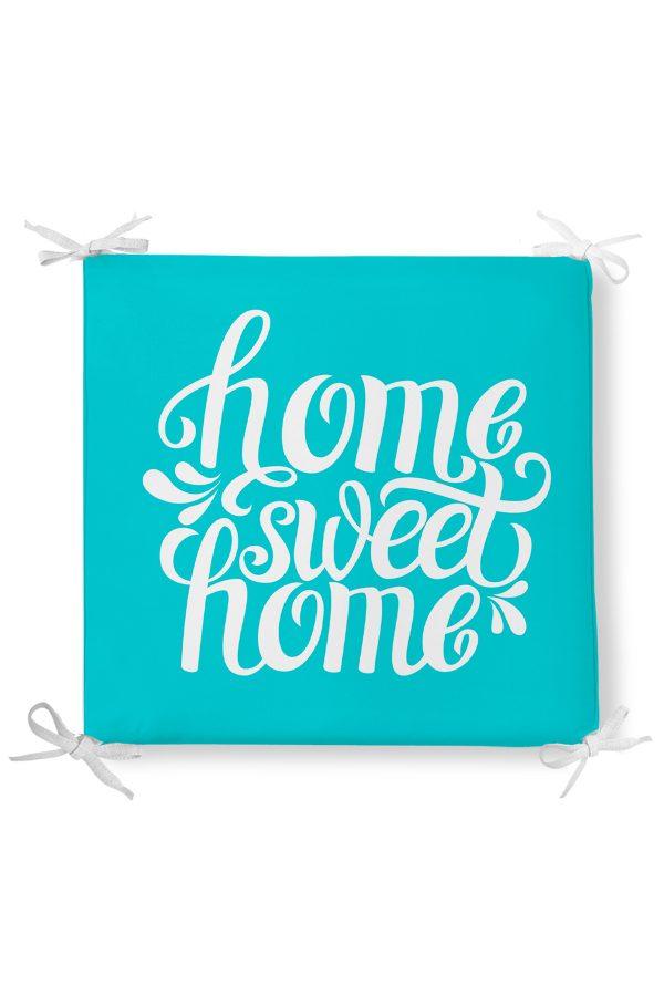 Home Sweet HomeDekorati Kare Sandalye Minderi 40x40cm Fermuarlı Realhomes