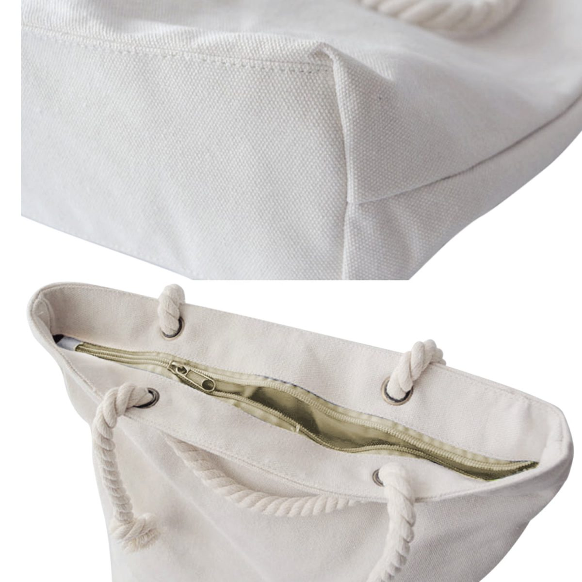 Siyah Beyaz Sütun Temalı Sümbül Motifli Fermuarlı Modern Kumaş Çanta Realhomes