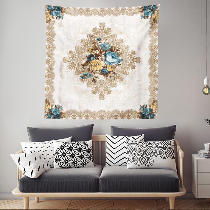 RealHomes Özel Tasarım Tapestry Duvar Halısı Realhomes