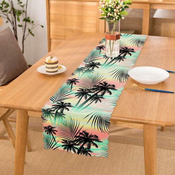 Livense Palmiye Yaprakları Özel Tasarım Runner Realhomes