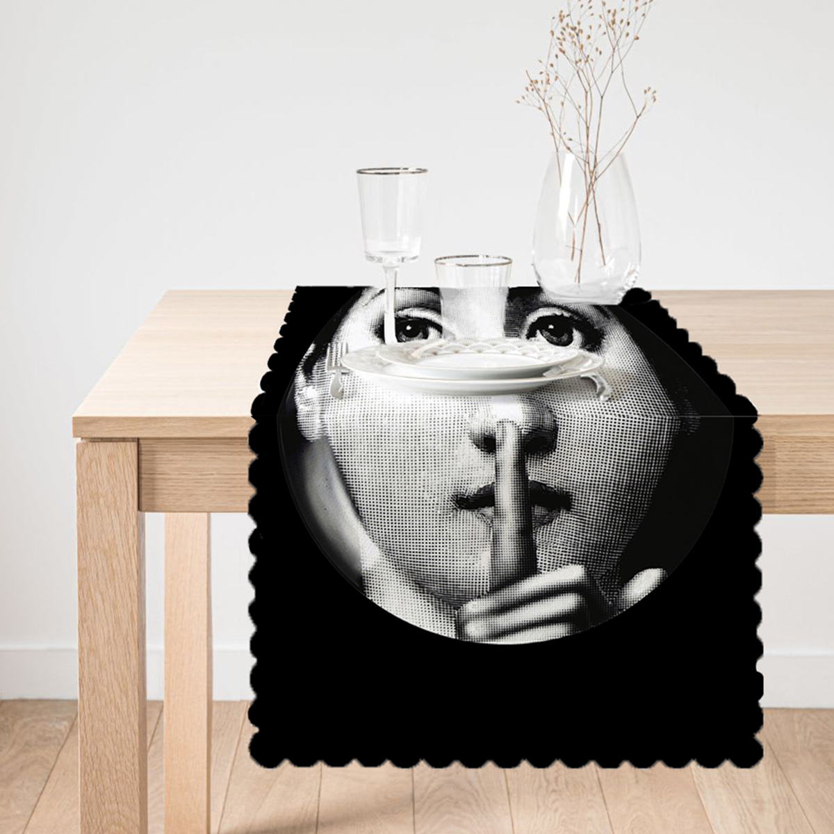 Fornasetti Profumi: Scented Candle Modern Runner Realhomes